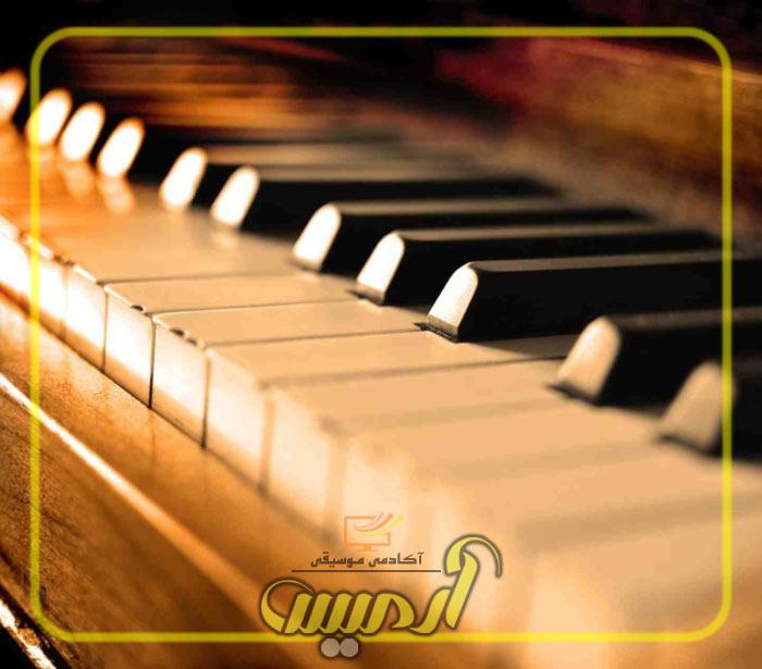همه چیز در مورد پیانو