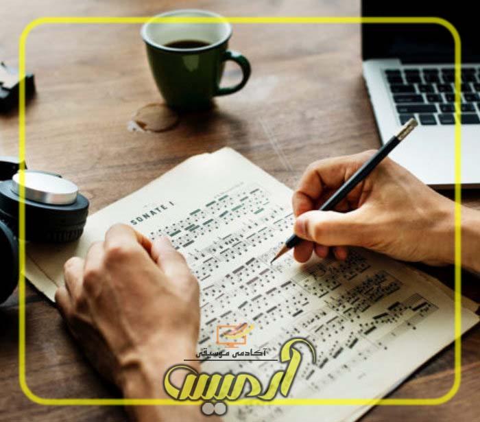 تئوری موسیقی - تریاد یا سه صدایی چیست