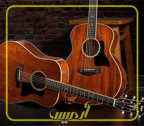 معرفی قسمت های مختلف گیتار