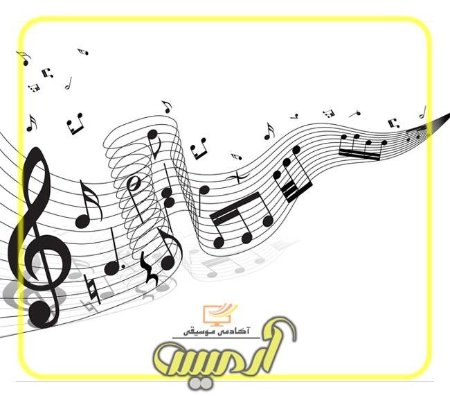 انواع کلید در موسیقی